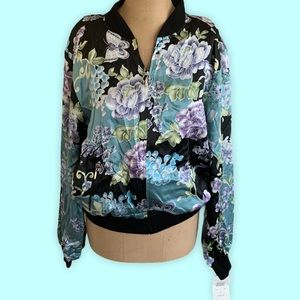 Allison Taylor Silk Jacket
